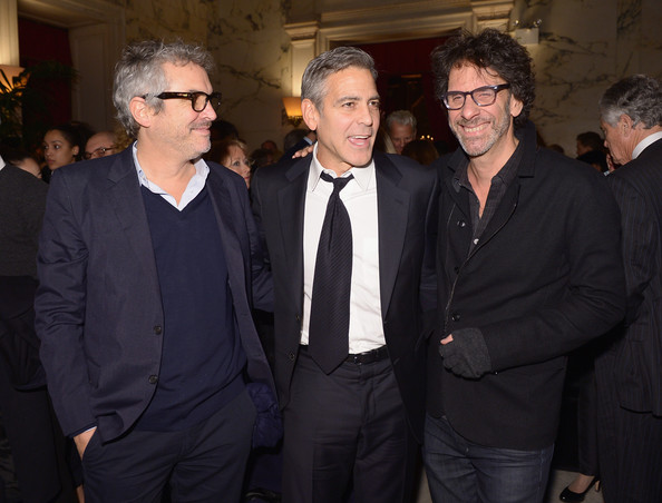 """Monuments Men"" New York Premiere - After Party Mmm110"
