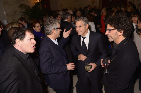 """Monuments Men"" New York Premiere - After Party Mmm510"