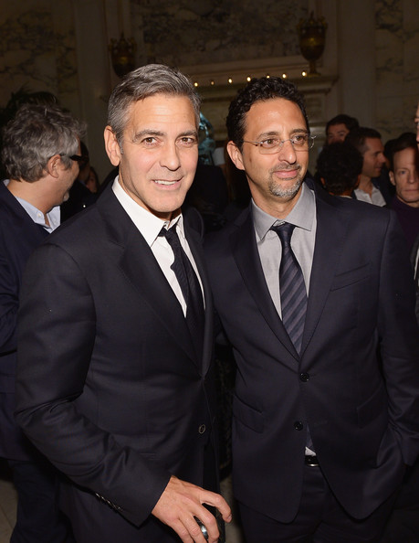 """Monuments Men"" New York Premiere - After Party Mmm610"