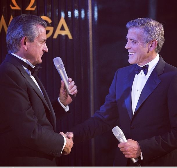 George Clooney expected in Shanghai on 16 May 2014 for Omega celebration - Page 3 Omega10