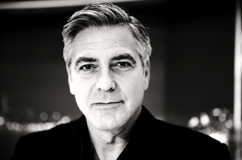 Berlinale: George Clooney Official Portrait Photo Oo10