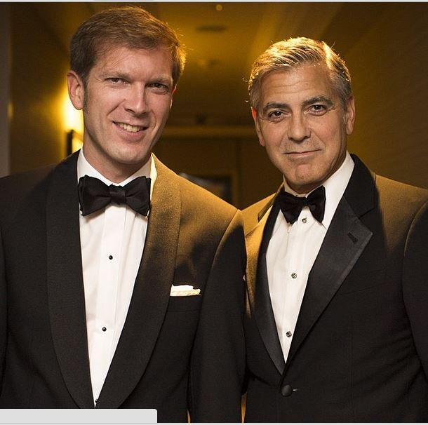 George Clooney expected in Shanghai on 16 May 2014 for Omega celebration - Page 3 Otto310