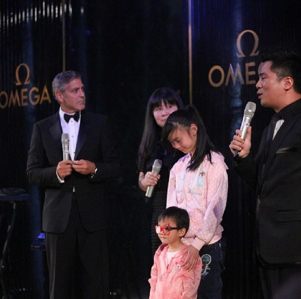 George Clooney expected in Shanghai on 16 May 2014 for Omega celebration - Page 3 Otto510