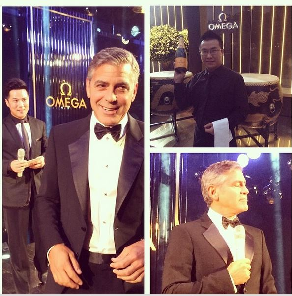 George Clooney expected in Shanghai on 16 May 2014 for Omega celebration - Page 3 Otto610