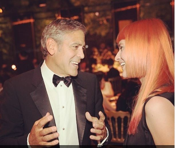 George Clooney expected in Shanghai on 16 May 2014 for Omega celebration - Page 4 Red10