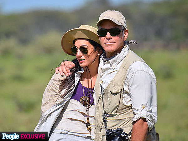 George Clooney and Amal on vacation in Tanzania and Seychelles - New Pics - Page 2 Ss11