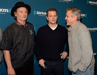 Press Conference at Sirius in NYC Ss110