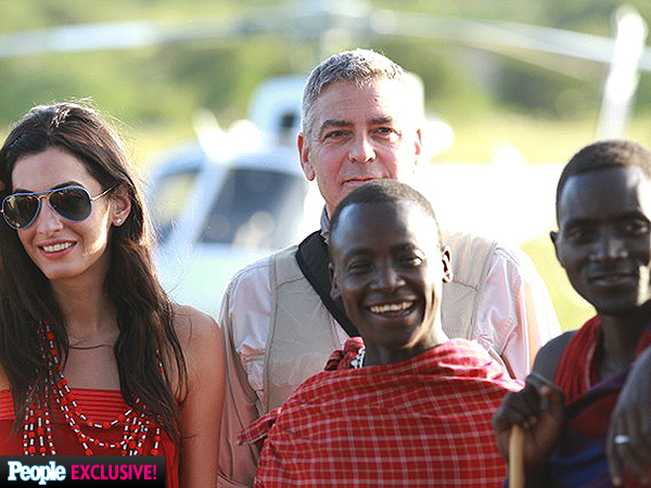 George Clooney and Amal on vacation in Tanzania and Seychelles - New Pics - Page 2 Ss211