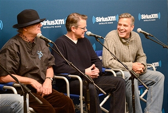 Press Conference at Sirius in NYC Ss610