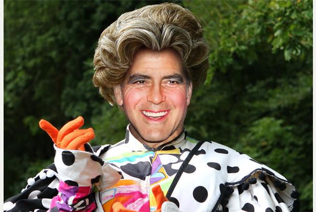 George Clooney to play Widow Twankey in this year's Crawley pantomime  Ttt10
