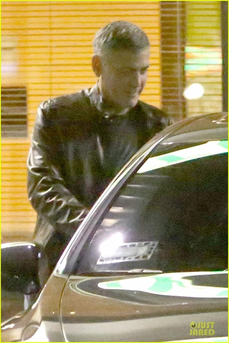 George Clooney is a Studio City Slicker That We Can't Resist! - dinner 4th April in Studio City Ttt110