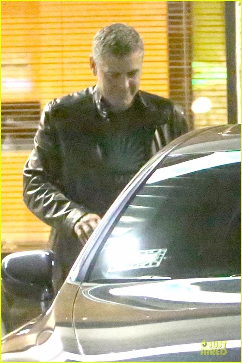 George Clooney is a Studio City Slicker That We Can't Resist! - dinner 4th April in Studio City Ttt410