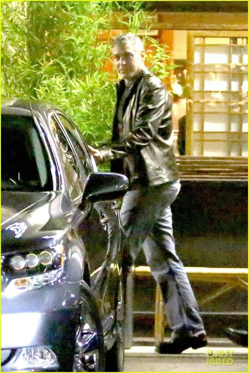 George Clooney is a Studio City Slicker That We Can't Resist! - dinner 4th April in Studio City Ttt510