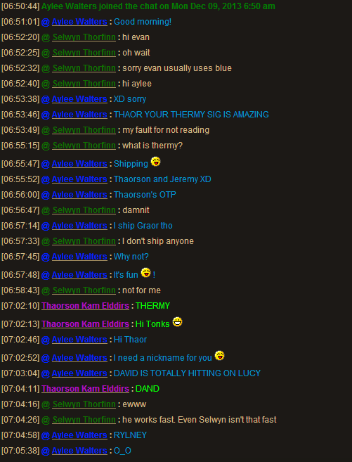 Funny Chatbox Moments Thermy10