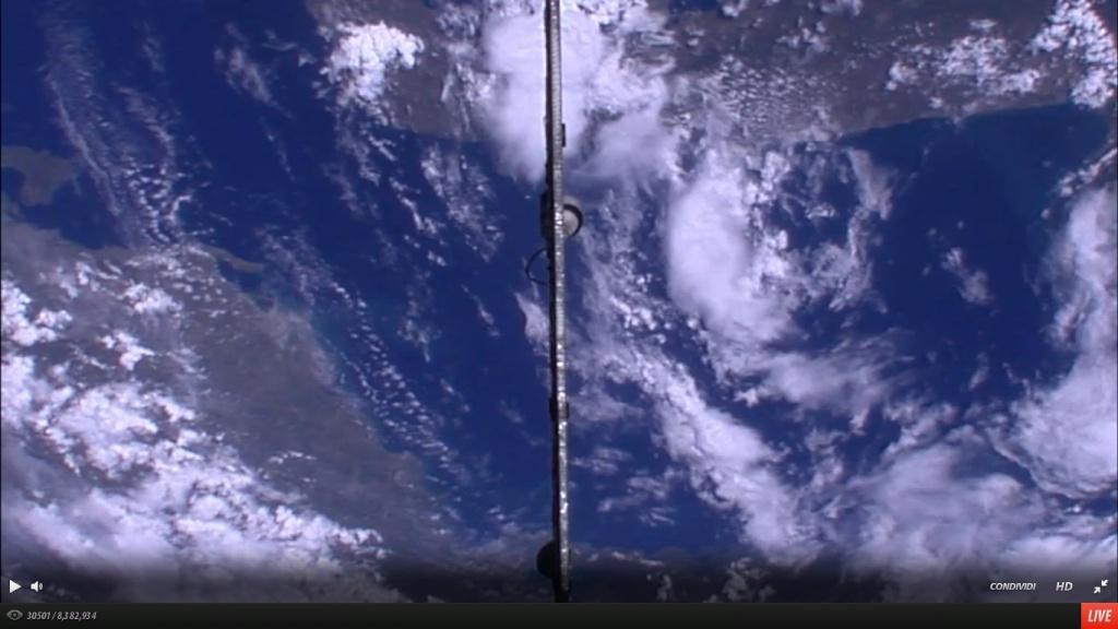 HDEV - Immagini live dalla ISS in HD Screen10