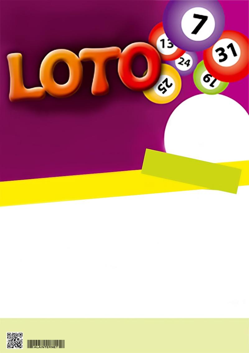 affiche loto Acv-af11