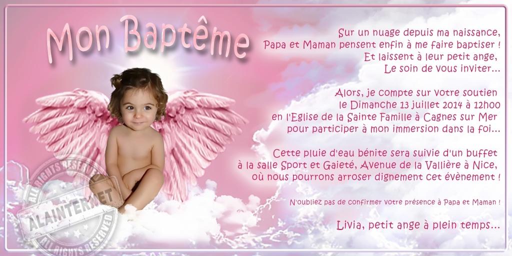 Livia petit ange... Alaint17