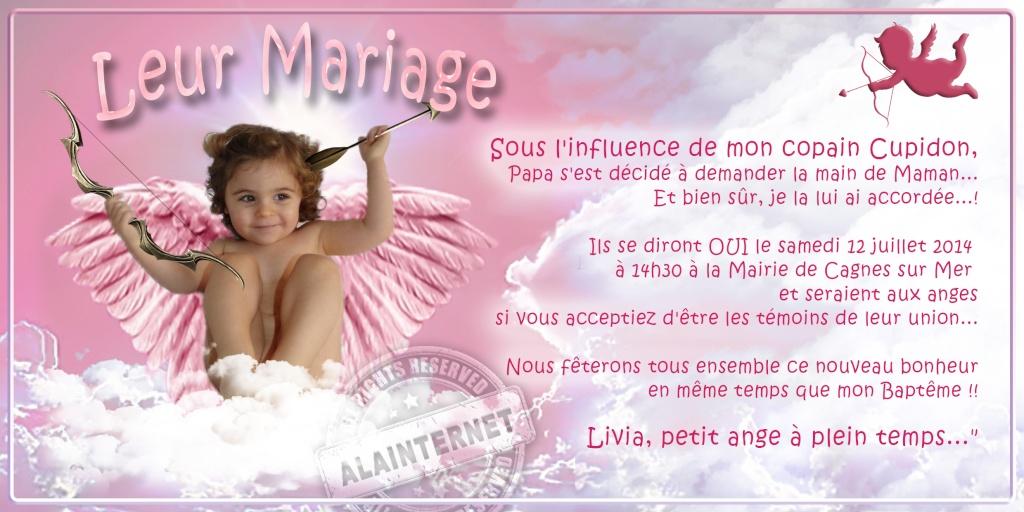 Livia petit ange... Cupido10