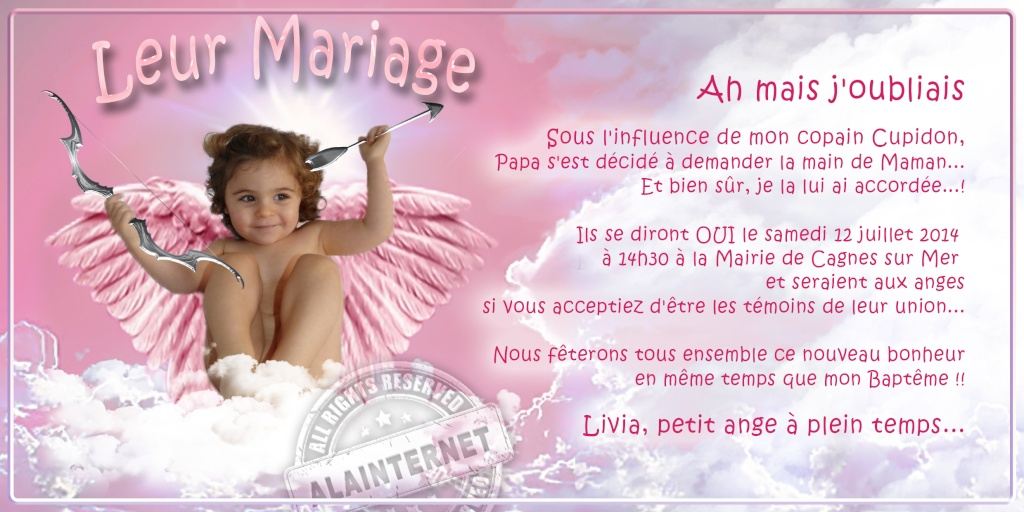 Livia petit ange... Cupido11