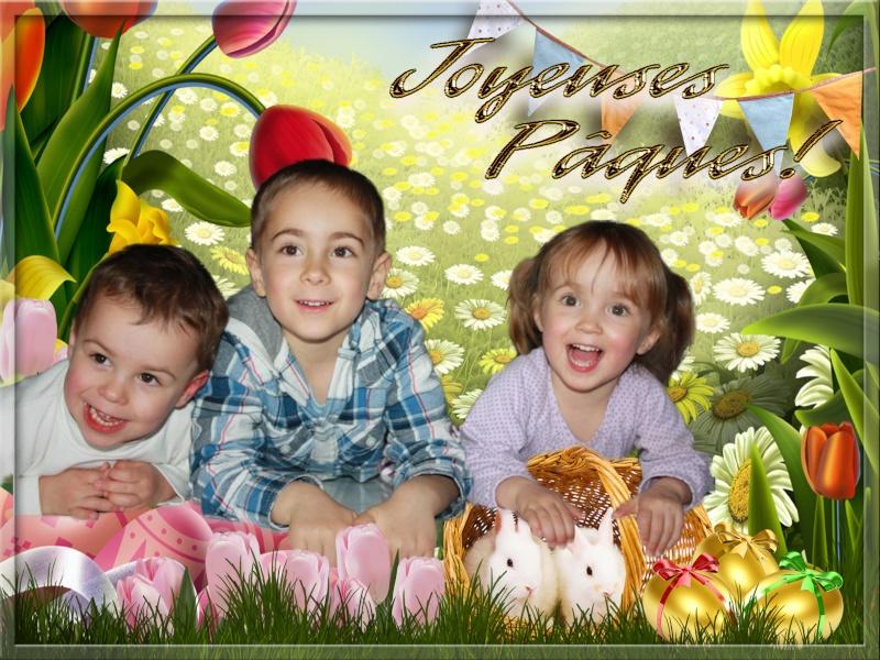 changer le fond  Easter13