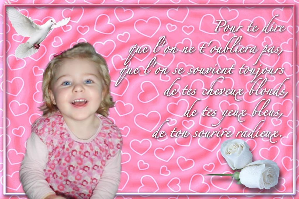 demande de montage pour un deuil petite princesse de 2 ans ... Essais10