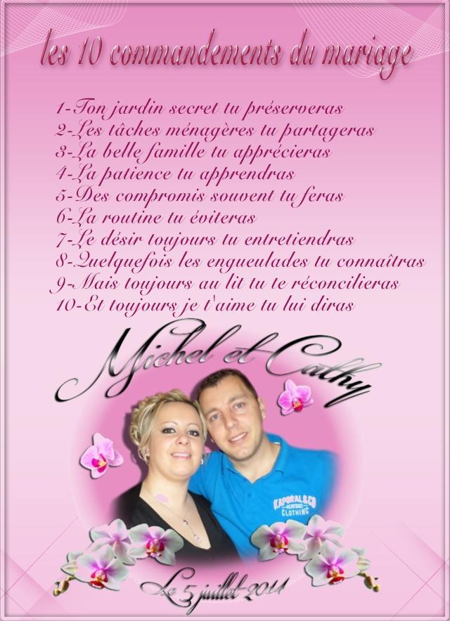 10 commandement mariage  Sans_335