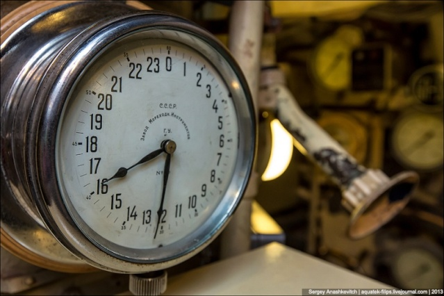 Horloge des Sous-Marins Russe et Soviétique  - Page 2 271010