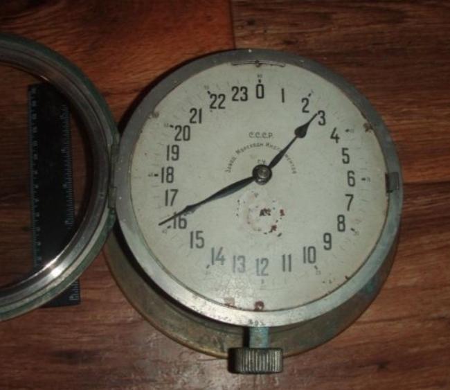 Horloge des Sous-Marins Russe et Soviétique  - Page 2 310