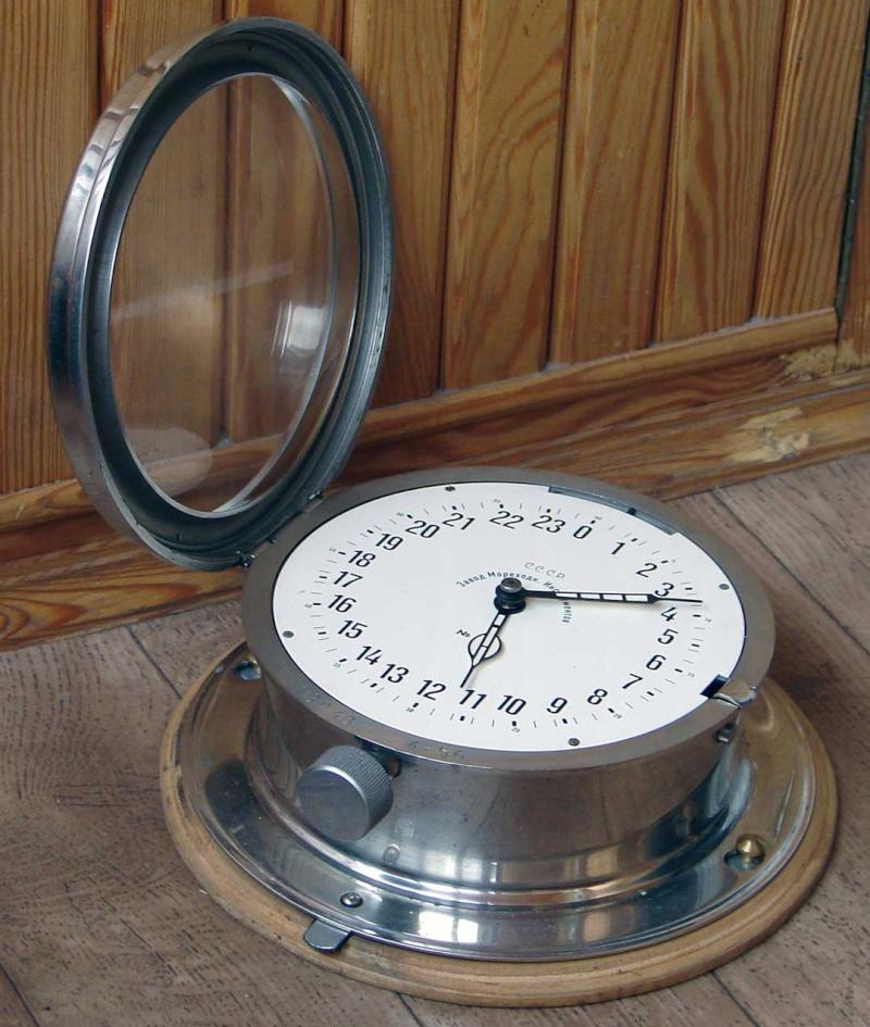 Horloge des Sous-Marins Russe et Soviétique  Boatcl11