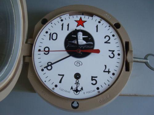 Horloge des Sous-Marins Russe et Soviétique  Kgrhqn10