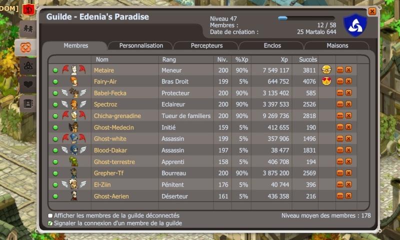 Candidature de la guilde <<Edenia's Paradise>> Guilde10