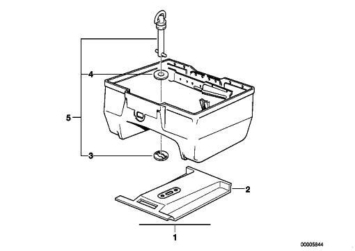 Top Box fitment B0001210