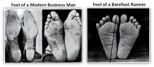 Comparaison de pieds... Barefo10