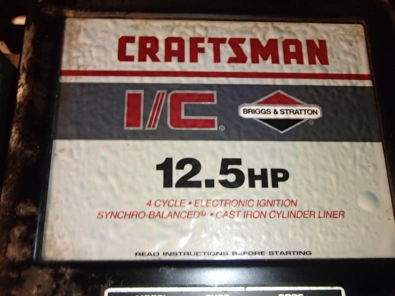 "Craftsman ""Champ"" Build Pb150615"