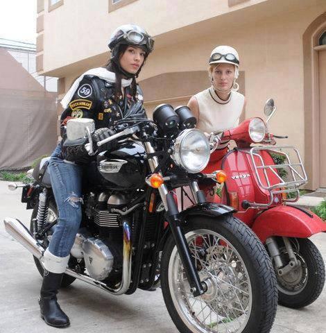 Edenbike n' Co ..... Triumph / Laverda - Page 4 14523710
