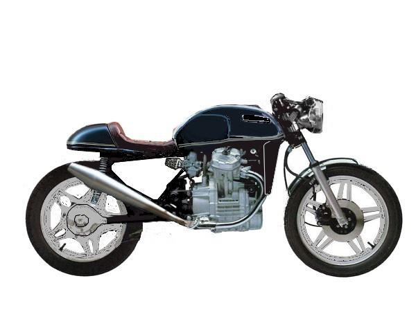 "Prépa 400 cx cafe racer ""The Darkracer CX"" Honda-11"
