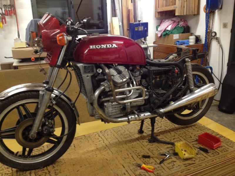 "Prépa 400 cx cafe racer ""The Darkracer CX"" Photo_17"