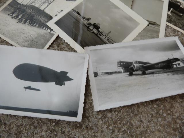 belle chine: fanion legion, marine française, allemand , gendarme,photos air  P1040463