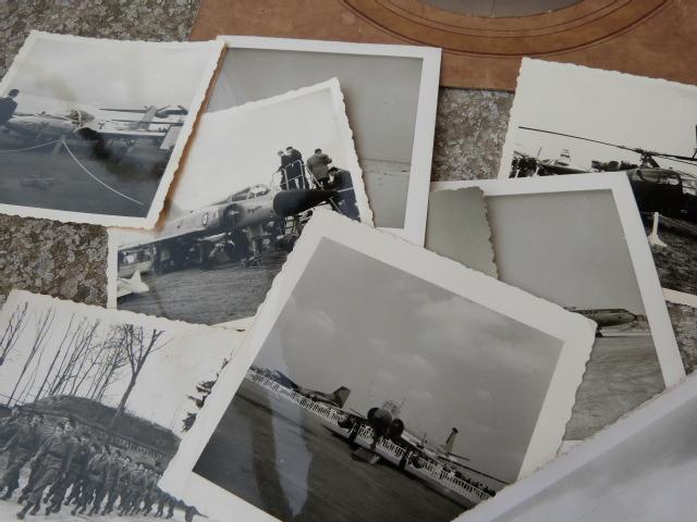 belle chine: fanion legion, marine française, allemand , gendarme,photos air  P1040464