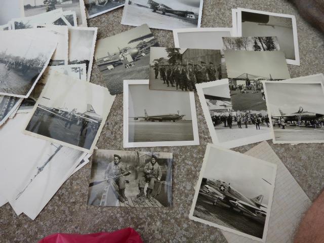 belle chine: fanion legion, marine française, allemand , gendarme,photos air  P1040467