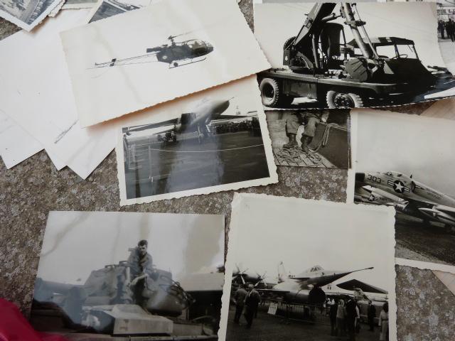 belle chine: fanion legion, marine française, allemand , gendarme,photos air  P1040468