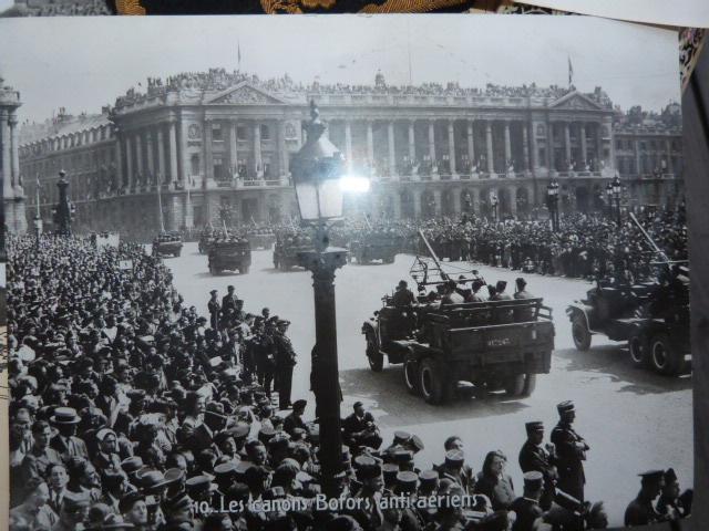 Photos generaux, libé, prefet, bicorne Vatican, officier colo ww1 P1050229
