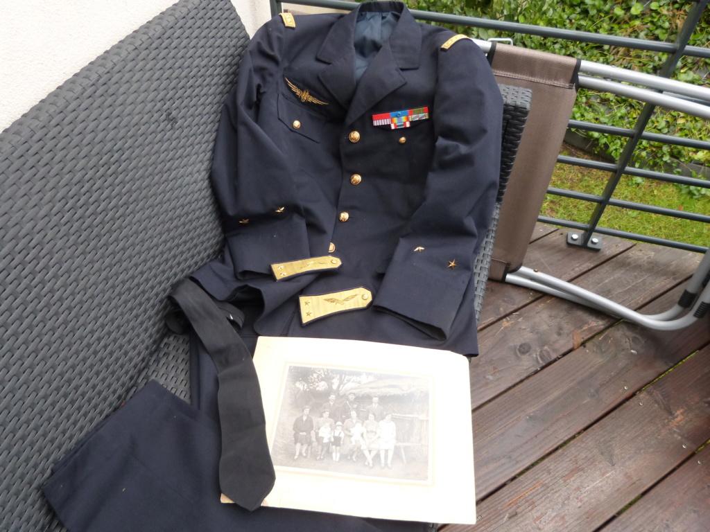Commissaire general ancien resistant, gendarme et marine P1050640