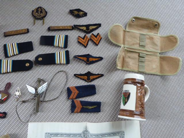 un peu de tout en Bretagne dont para , légion, marine et armée de l'air P1050820