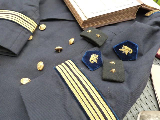 Photos second empire, marine sous marin Protet, intendant gal, service essence P1060127