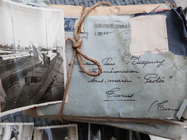 Photos second empire, marine sous marin Protet, intendant gal, service essence P1060131