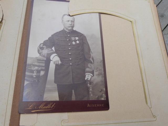 Photos second empire, marine sous marin Protet, intendant gal, service essence P1060211