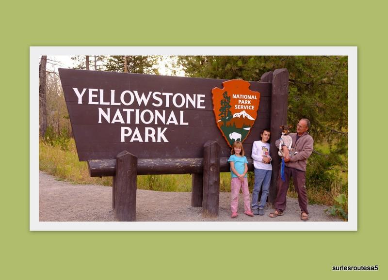 Le Parc National de Yellowstone. 12_yel10