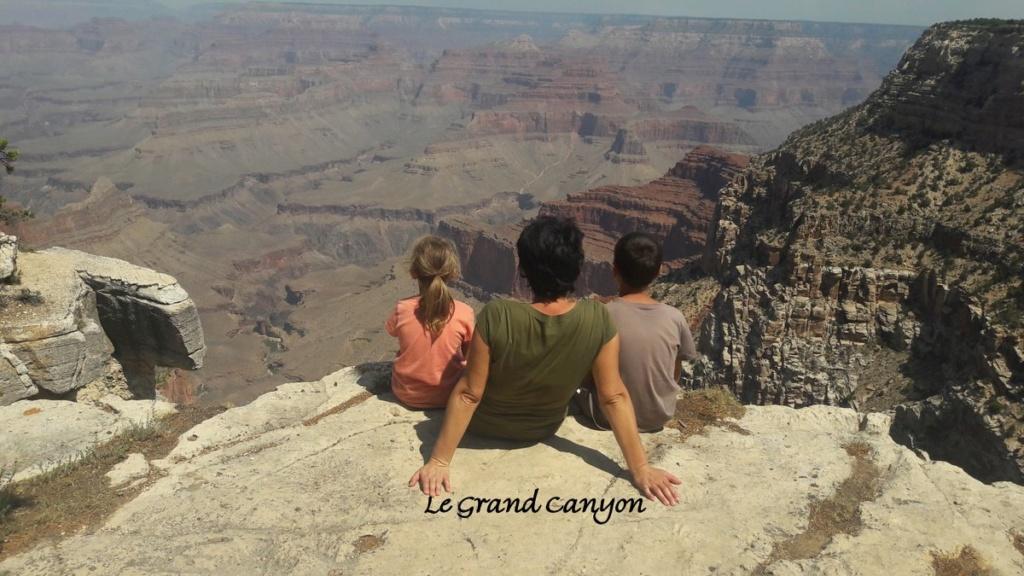 Le 07.06.2018 Flagstaff.Le Grand Canyon.... 20180811
