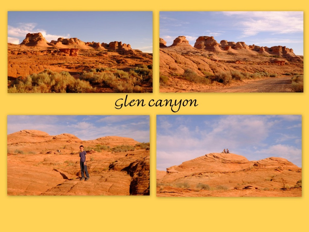 Glen canyon et le lac de Page. 5_lake11